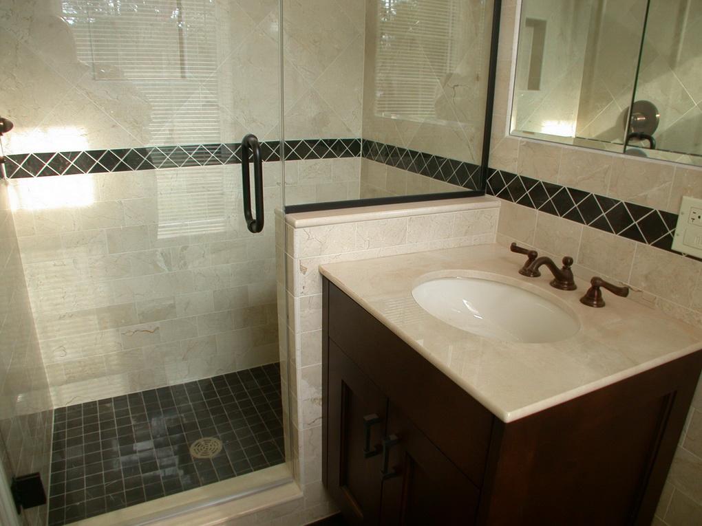 bathroom 2 small 3pc pj glenview 2 ozgart llc On small 3 piece bathroom
