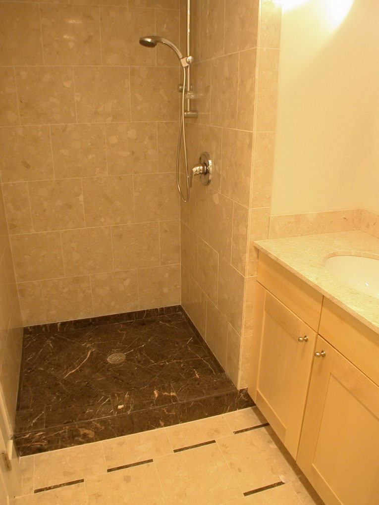 Bathroom 2 small 3pc po wilmette 1 ozgart llc for Three piece bathroom