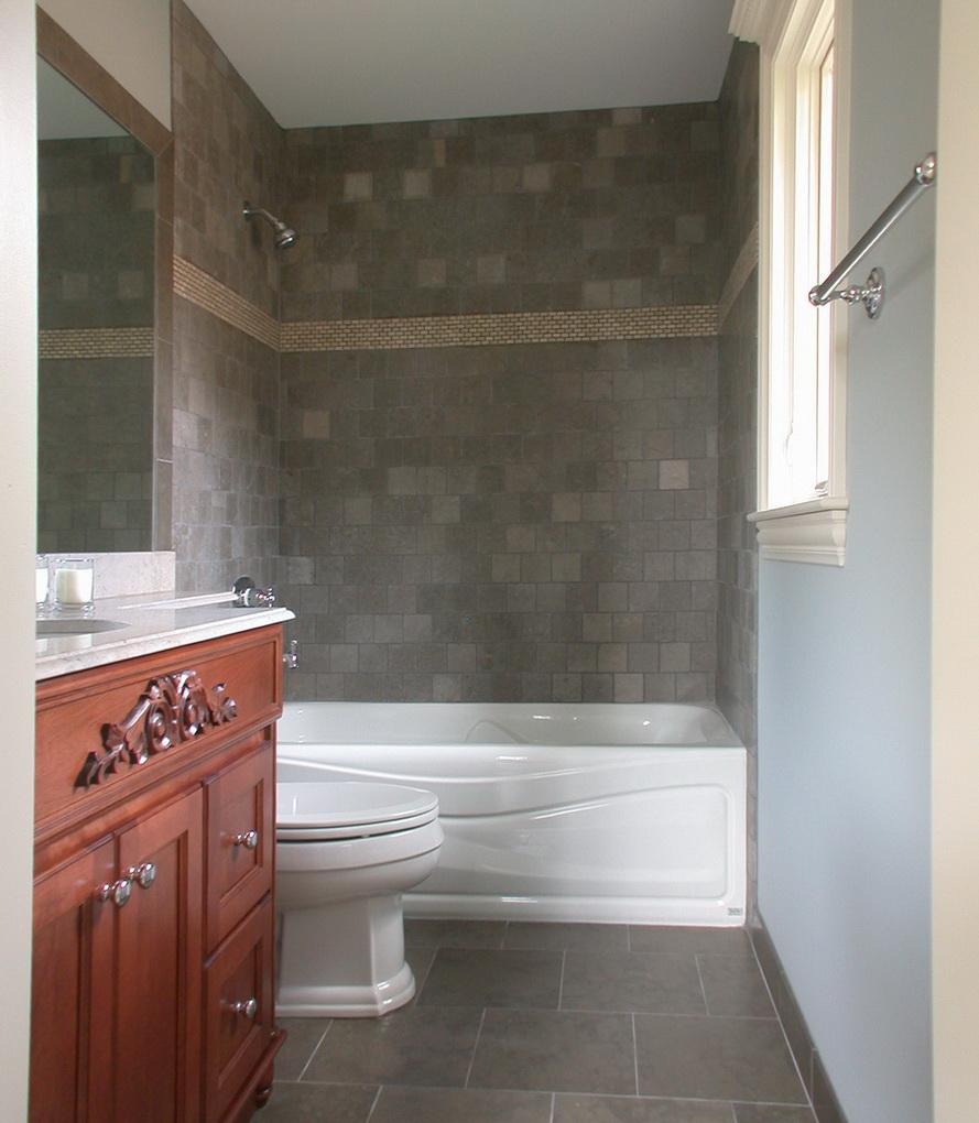 Bathroom 2 small 3pc rm deerfield 2 ozgart llc for Tiny 3 piece bathroom