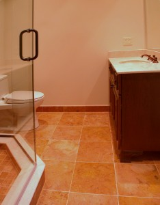 3 Piece Small Bathroom