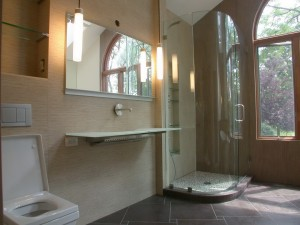 Master Bathroom Willow Springs