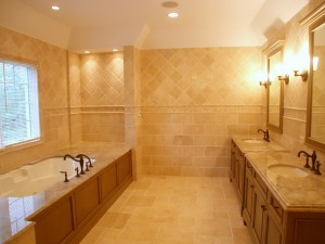 Master Bathroom Glenview