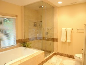 Master Bathroom Wilmette