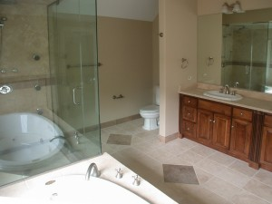 Master Bathroom Winnetka
